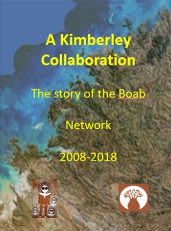 The story of the Boab Network by Robert Hoskin (Book)